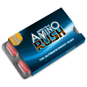 Amino Rush™ Energy Pills