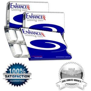 EnhanceRx™ Male Enhancement Gum 1 Month