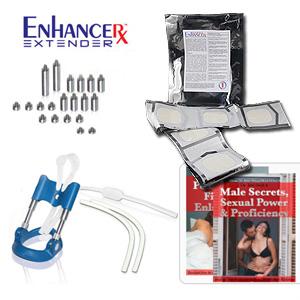 EnhancerRx™ Extender with Male Enhancement Patches