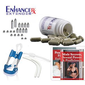 EnhanceRx™ Extender with Male Enlargement Pills