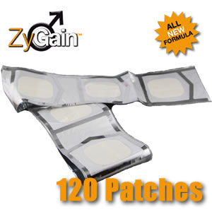 ZyGain® Penis Enlargement Patches 12 Months