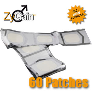 ZyGain® Male Enlargement Patches 6 Months