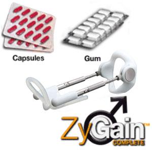 ZyGain® Complete Penis Extenders